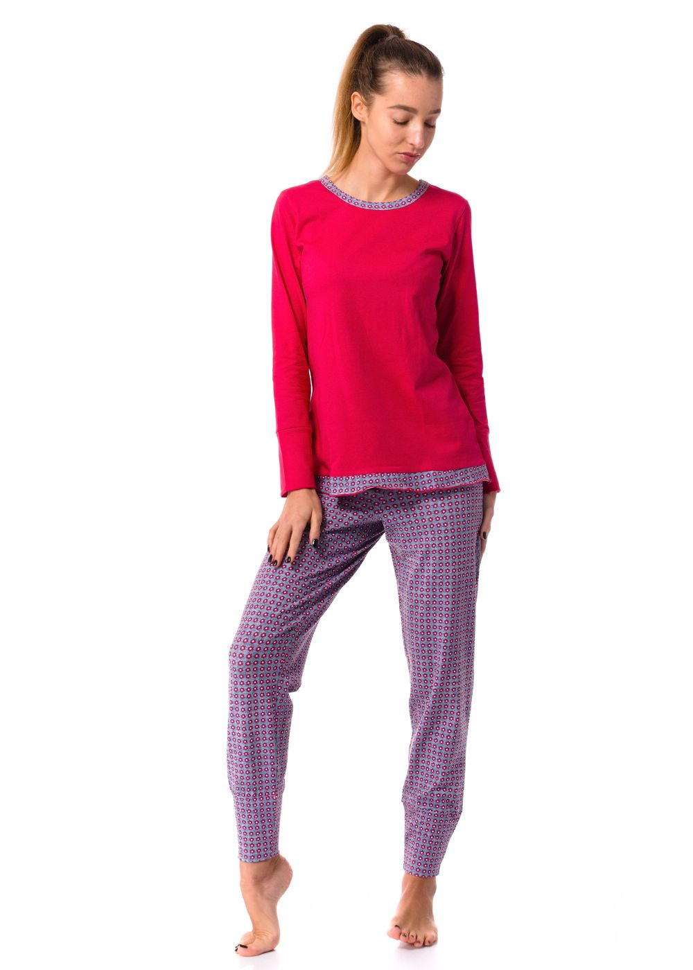 20cb85698c Ladies  long sleeve pyjamas