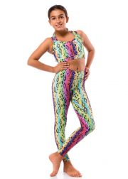 Kids' long leggings