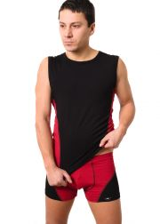 Men's body fitting boxers, elastic and comfortable.