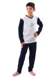 Kids' long sleeve pyjamas